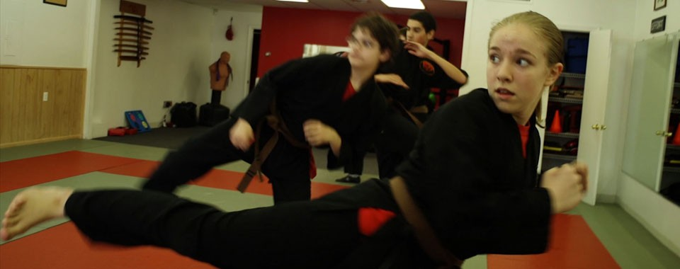 About Ronin Kenpo Karate